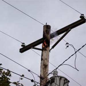Private Power Poles and You