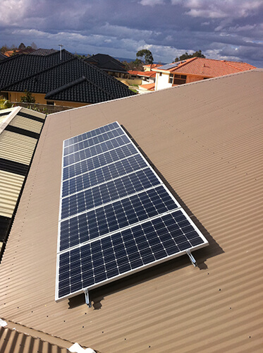 Residential Solar Power System Specialist Perth